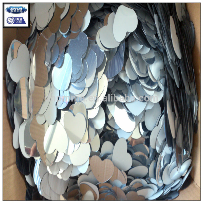 decorative mirror strips