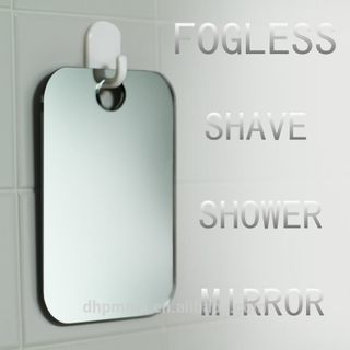 Anti Fog Shower Shaving Mirror