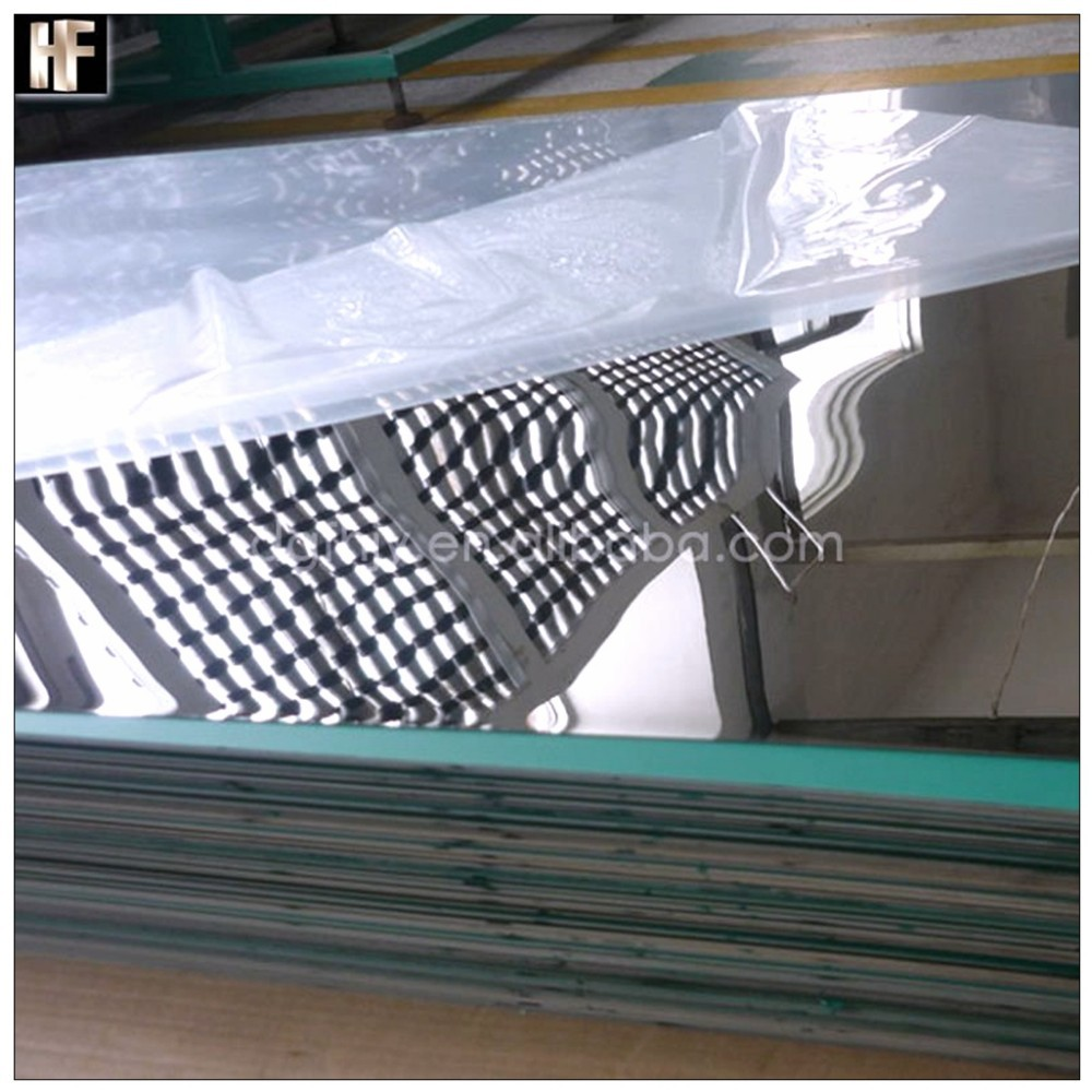 PMMA plastic reflective mirror sheet for decoration