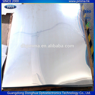 Fogless Plastic Mirror Sheet