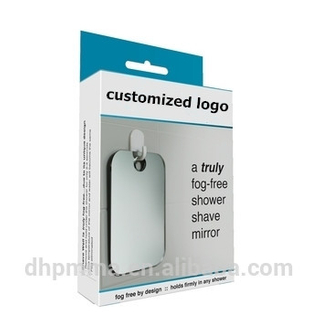 Rectangle Fog-less Shower Shaving Mirror