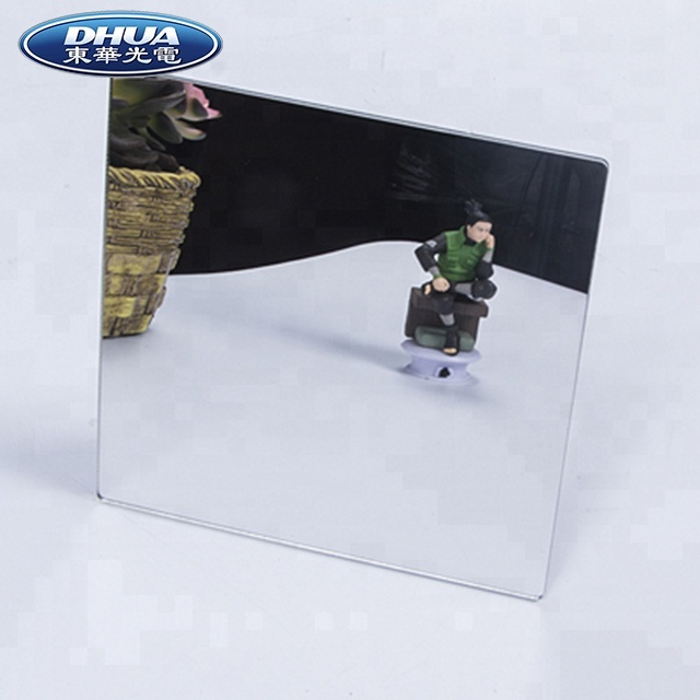 4.0*1220*1830mm Silver Acrylic Mirror Sheet, Laser Cutting Acrylic Mirror, Flexible Mirror Sheet, Plastic Mirror Sheet