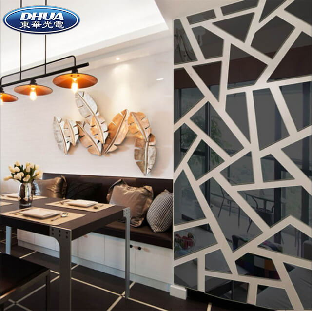 Popular Acrylic Mirror For Wall Decoration
