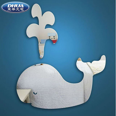 Safety PETG Mirror Sheet, Plastic Mirror For Toy