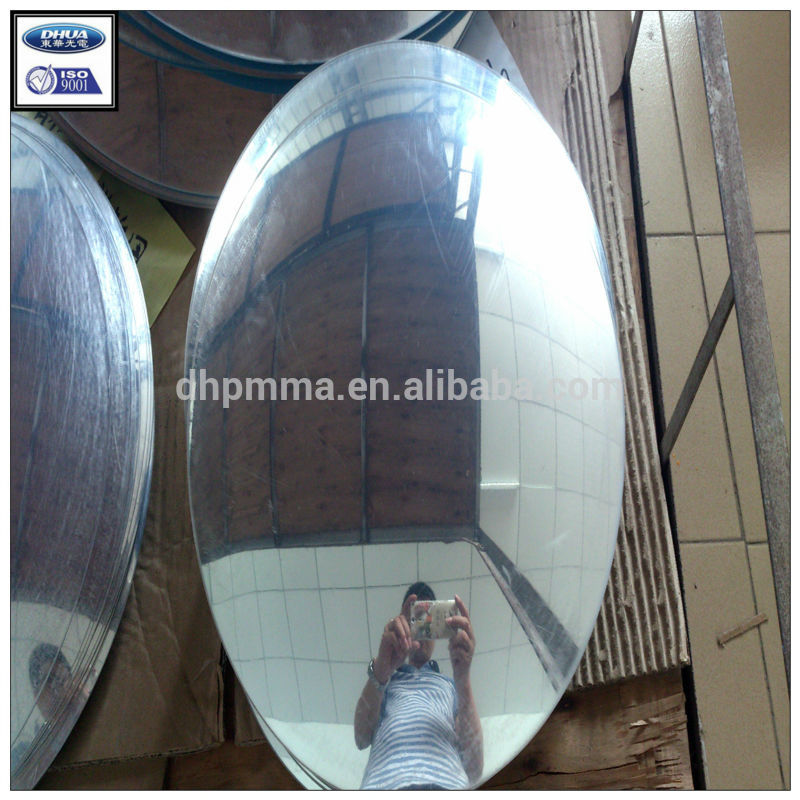 safety convex mirror,safety mirrors in Acrylic,traffic convex mirror