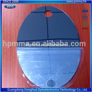 Hanging Shower Fogless Mirror - Anti Fog Shower Shaving Mirror