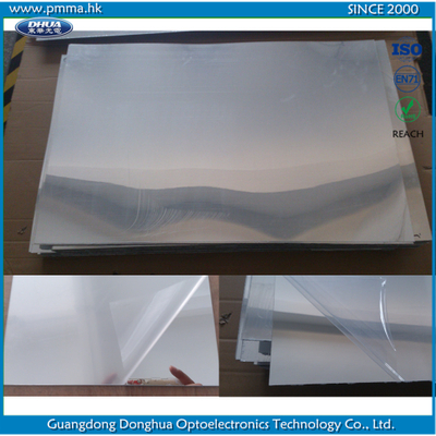 PMMA Mirror Sheet - Clear Extruded Mirror acrylic,mirrored plexiglass sheet