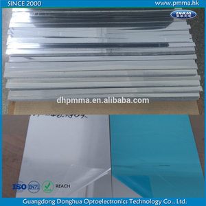 Polystyrene (PS) Material Plastic Mirror Sheet in 1mm To 3mm Thick