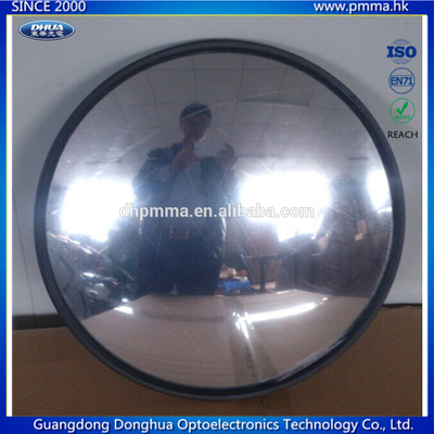 30CM indoor convex mirror with unbreakable acrylic mirror