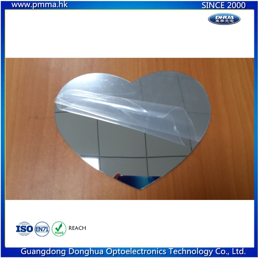 Diecut Plastic Safe Acrylic Mirror for Baby Toy