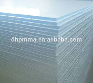 0.8mm To 8.0mm Thick Extruded Plexiglass Clear Acrylic Sheet And Colored PMMA Sheet