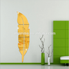 DIY wall acrylic mirror stickers home decor