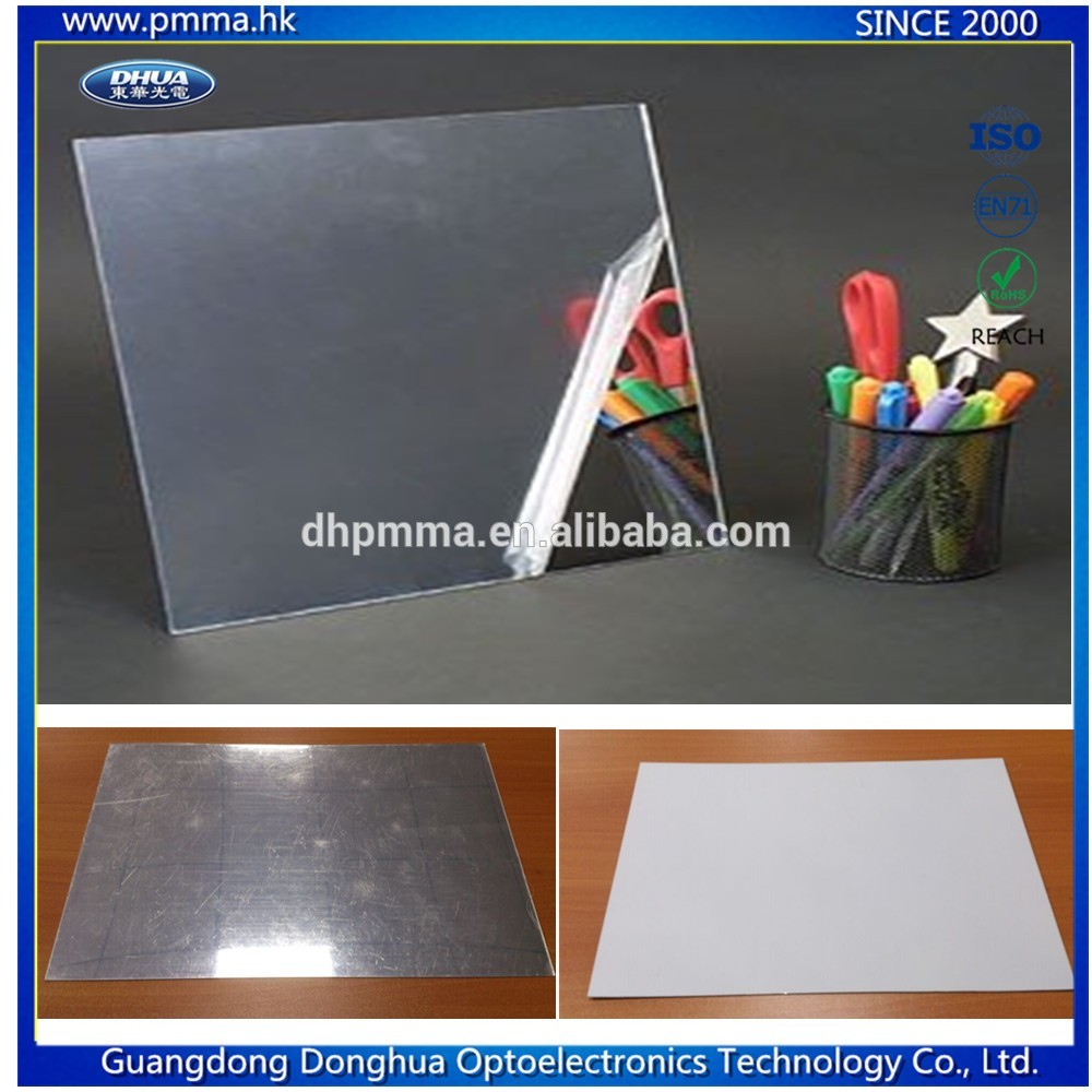 one-way reflective acrylic mirror sheet